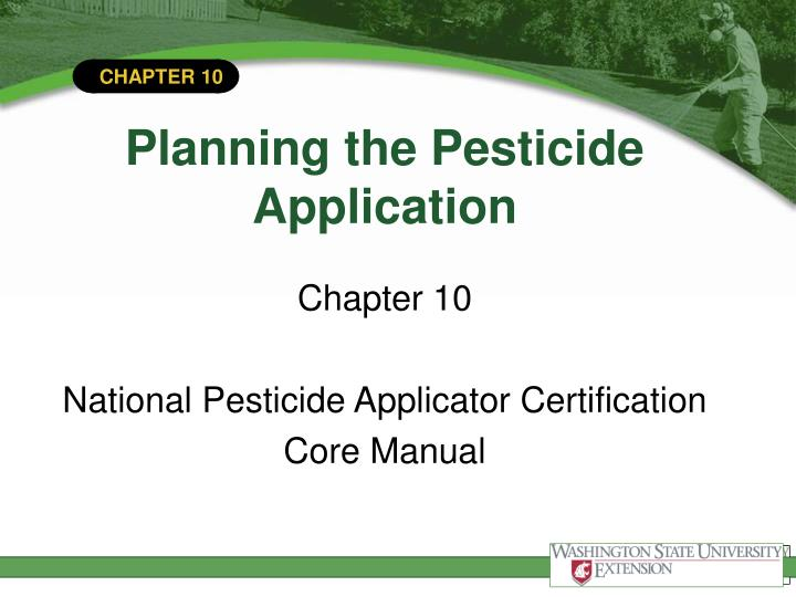 marketing plan for pesticides The national action plan for the sustainable use of pesticides (article 4) the plan should define a national marketing and use if it is shownthat.