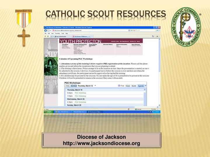 Catholic Scout Resources