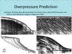 overpressure prediction1