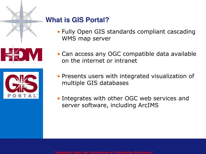 What is GIS Portal?