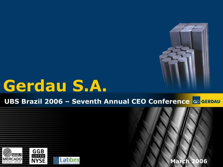 an analysis of the gerdau ameristeel company in the north america View renan pinto's profile on linkedin, the world's largest professional community  senior director it and innovation at gerdau long steel north america location tampa/st petersburg, florida area industry mining & metals  head of strategic planning and financial analysis - gerdau business brazil gerdau sa june 2012 – june 2015 3.
