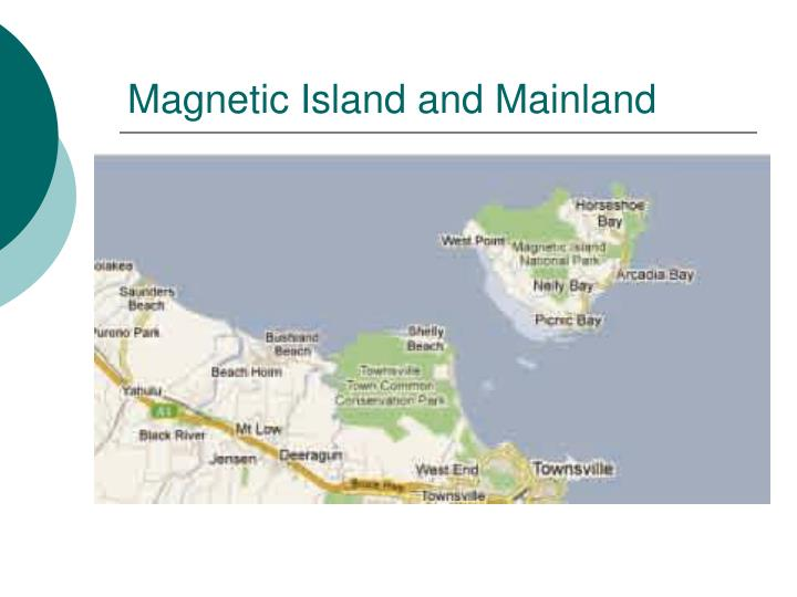 Magnetic Island and Mainland