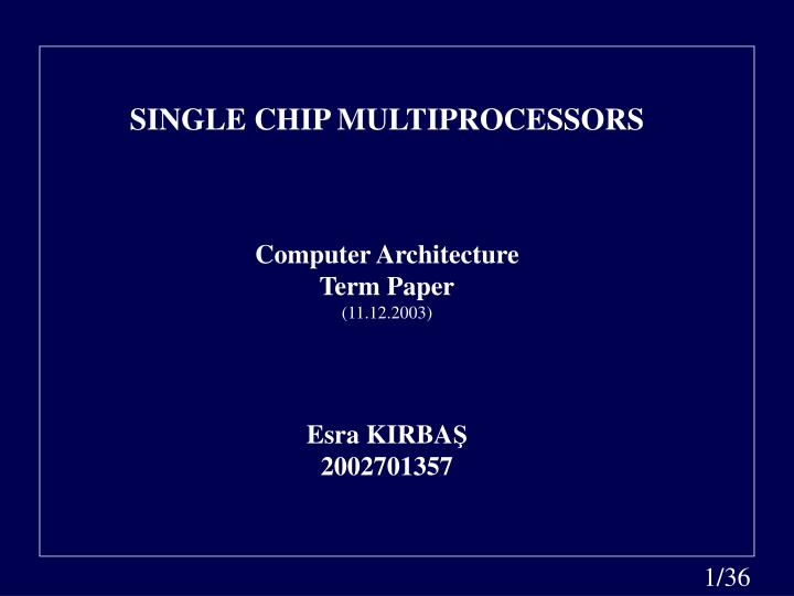 computer architecture and organization research papers Computer organization: architecture in their milestone paper amdahl  they defined computer architecture as the attributes of a computer seen by the machine.