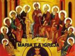 maria e a igreja
