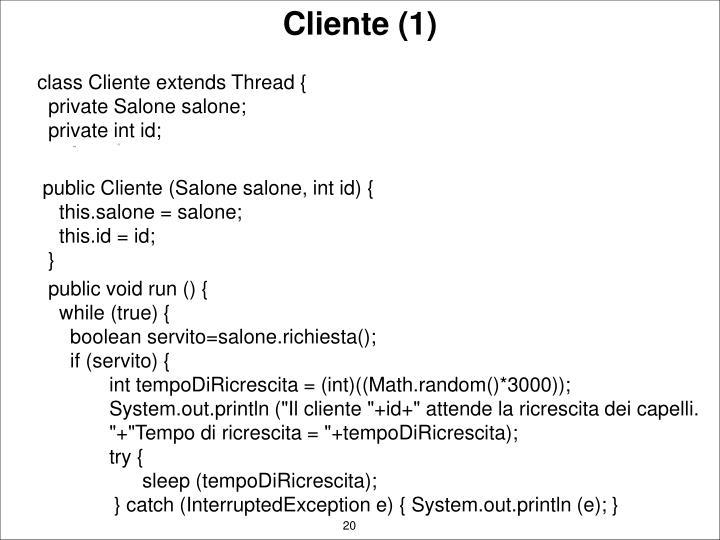 Cliente (1)