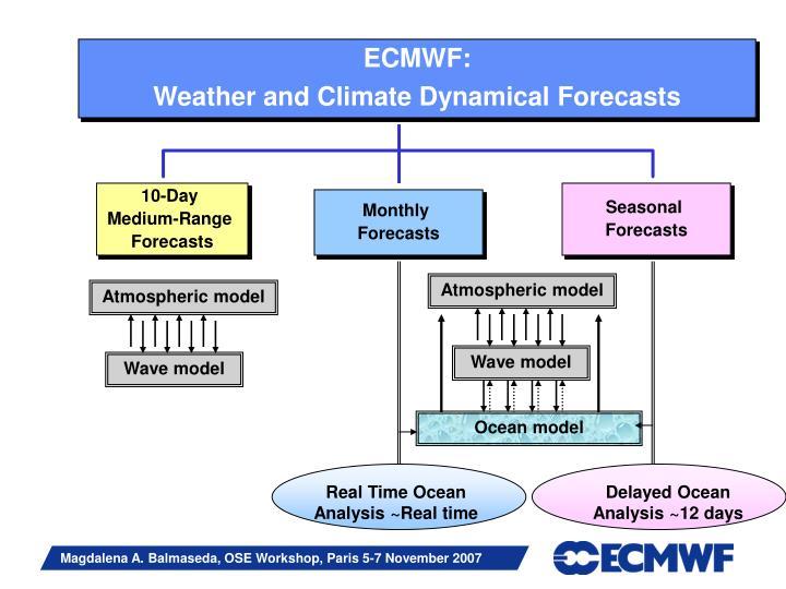 ECMWF:
