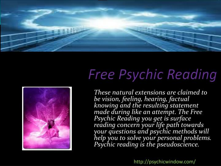 PPT - Psychic Readings PowerPoint Presentation - ID:4286507