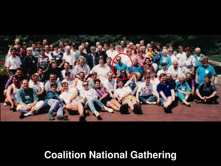Coalition National Gathering