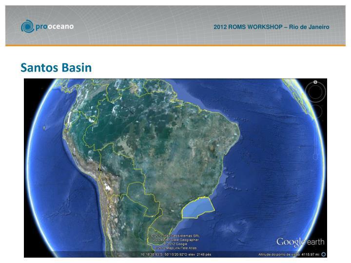 2012 ROMS WORKSHOP – Rio de Janeiro