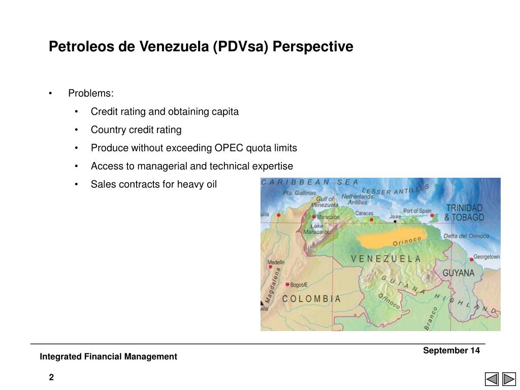 PPT - Introduction to Petrozuarta Case PowerPoint ...