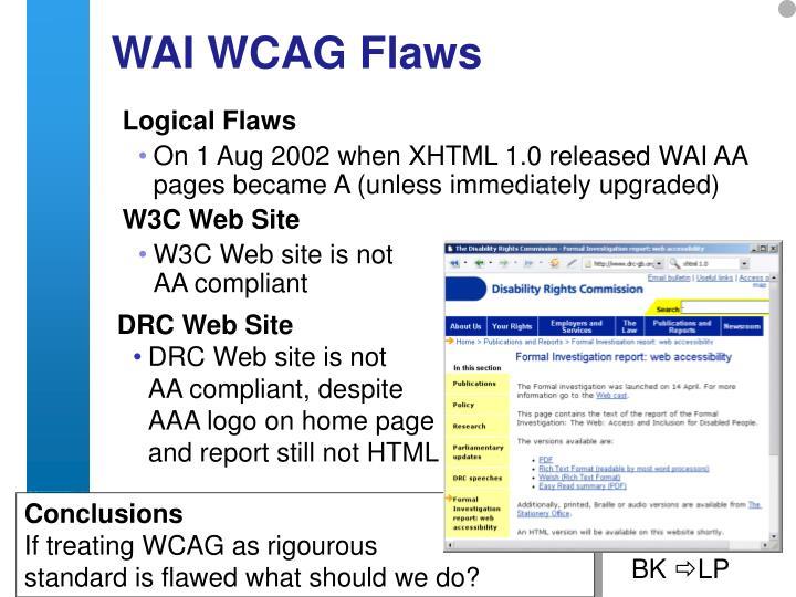 DRC Web Site