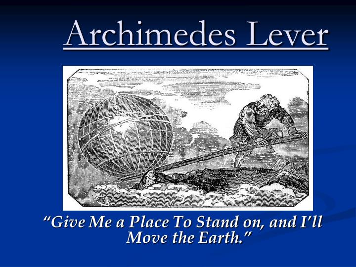 an overview of the accomplishments of archimedes a greek mathematician and scientist