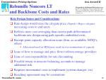 rebundle noncore lt and backbone costs and rates1