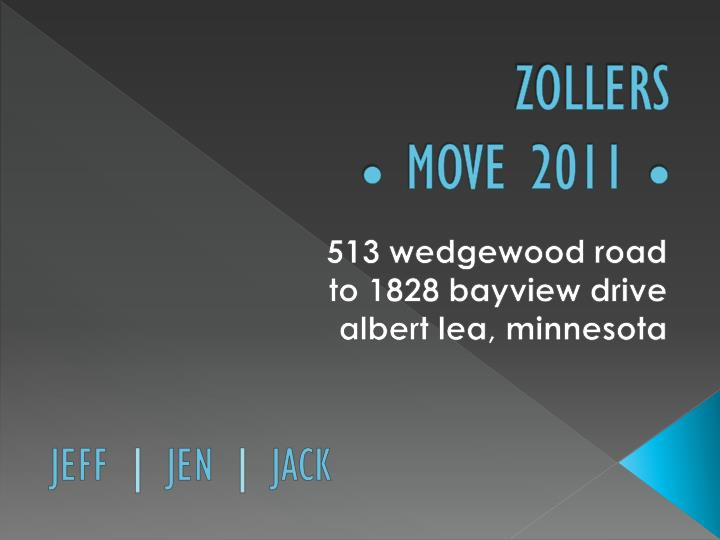 Zollers move 2011