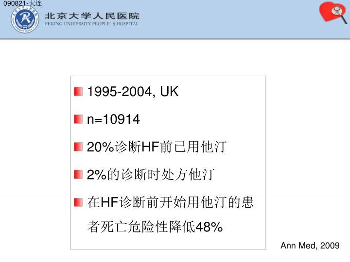 1995-2004, UK