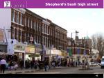 shepherd s bush high street