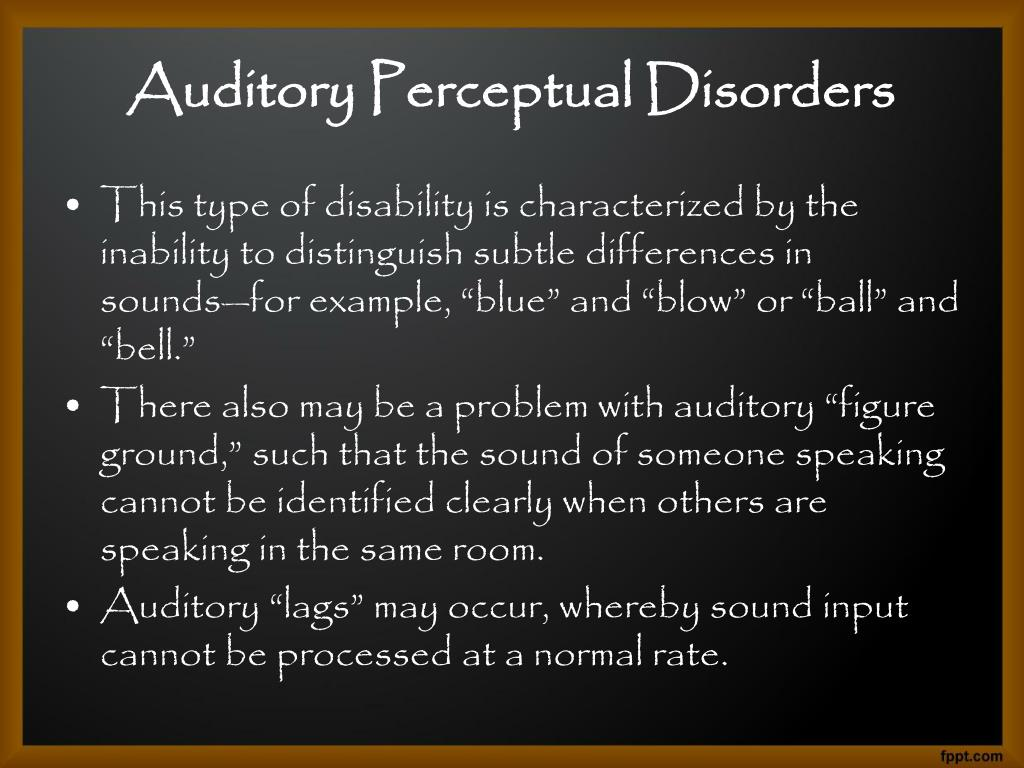PPT - Learning disabilities PowerPoint Presentation, free ...