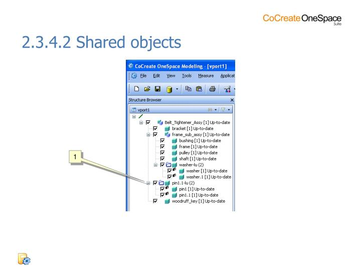 2.3.4.2 Shared objects