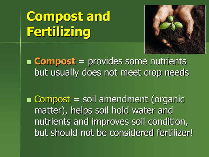 Compost and