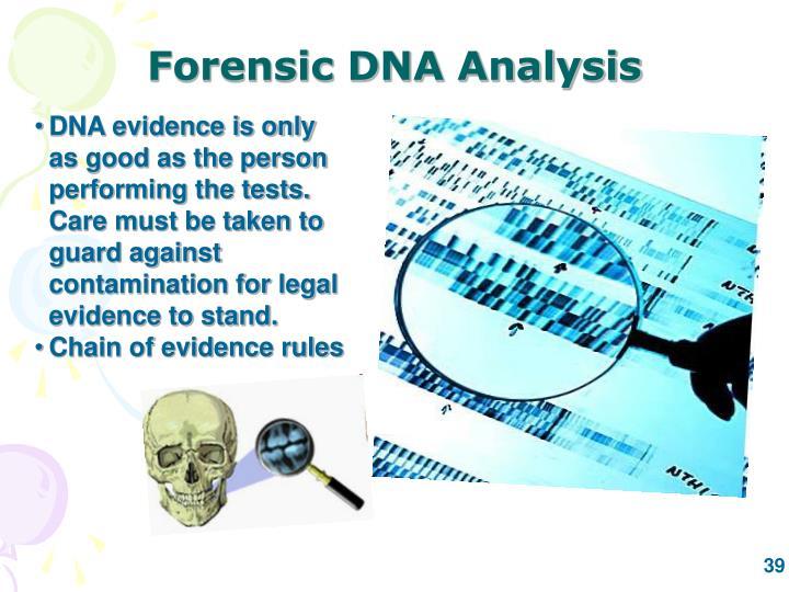 Forensic DNA Analysis