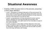 situational awareness1