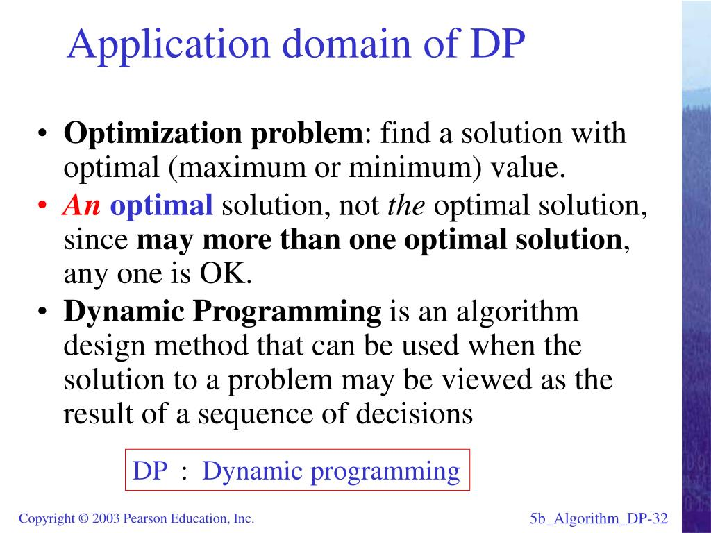 PPT - Greedy Algorithm, Dynamic Programming Algorithm PowerPoint
