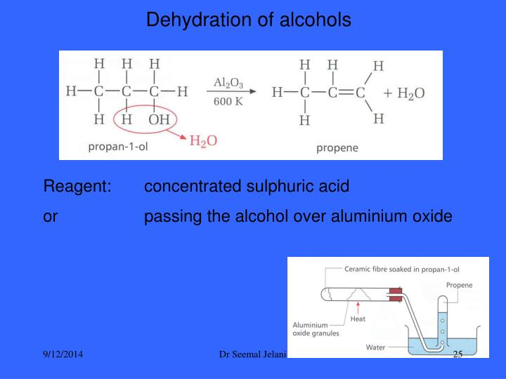 dehydration of alcohols essay example If you're looking for a paper template explaining the consequences of pernicious habits, below given is an expertly written essay example right for you.