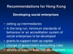 recommendations for hong kong4