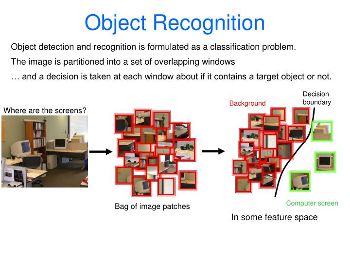 thesis object recognition What algorithms are used for object recognition what cameras are usually used in image recognition how can i crop an object from image using matlab.