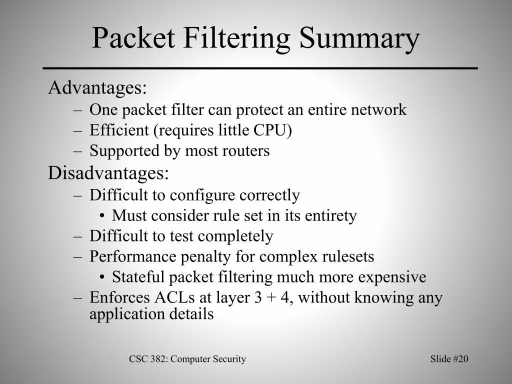 PPT - Firewalls PowerPoint Presentation - ID:4299638