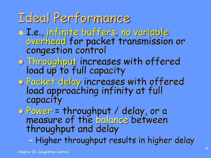 Ideal Performance