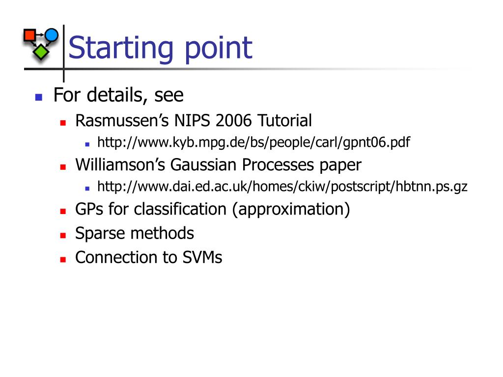 PPT - Tutorial on Gaussian Processes DAGS '07 Jonathan Laserson and