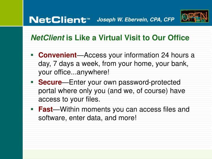 NetClient