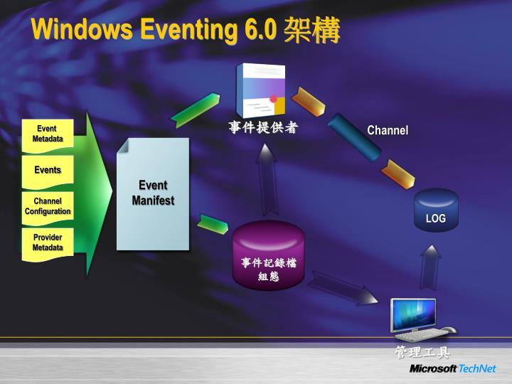 Windows Eventing 6.0
