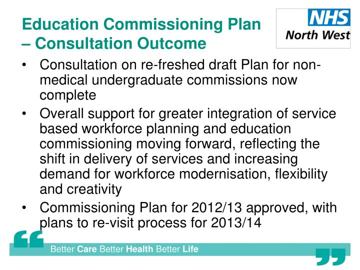 Enchanting Commissioning Plan Template Image - Examples Professional ...