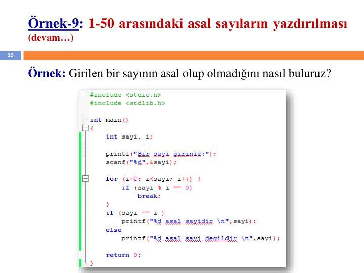 Örnek-9