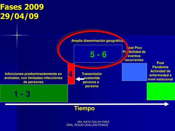 Fases 2009