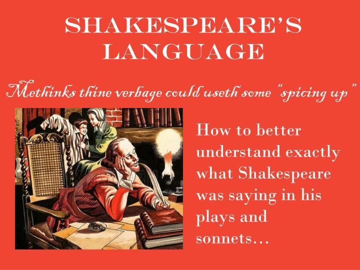 figurative language of shakespeare s sonnets Any use of language that suggests a connection to one or more of the five senses, ie sight, sound, smell, taste, or touch often involves the use of other types of figurative language (simile, metaphor, onomatopoeia , personification, etc.