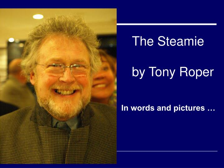 the steamie by tony roper n.