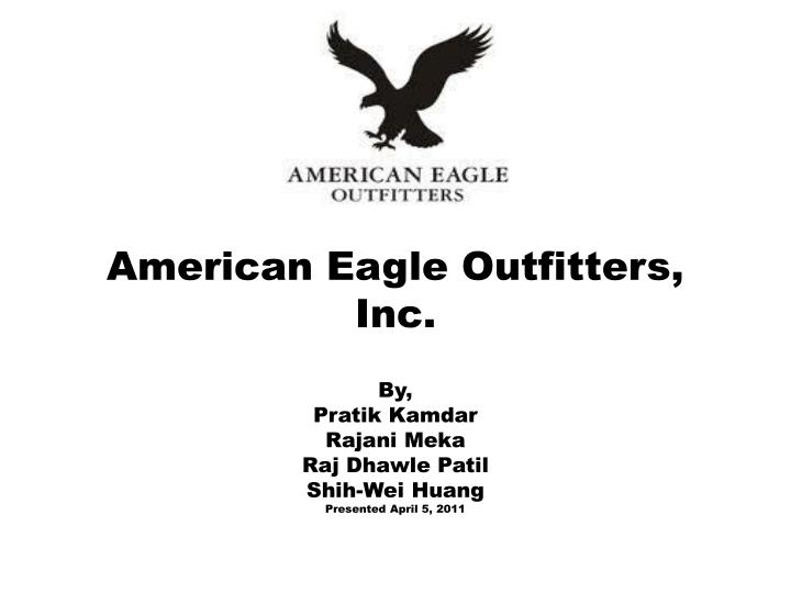 american eagle outfitters inc n.