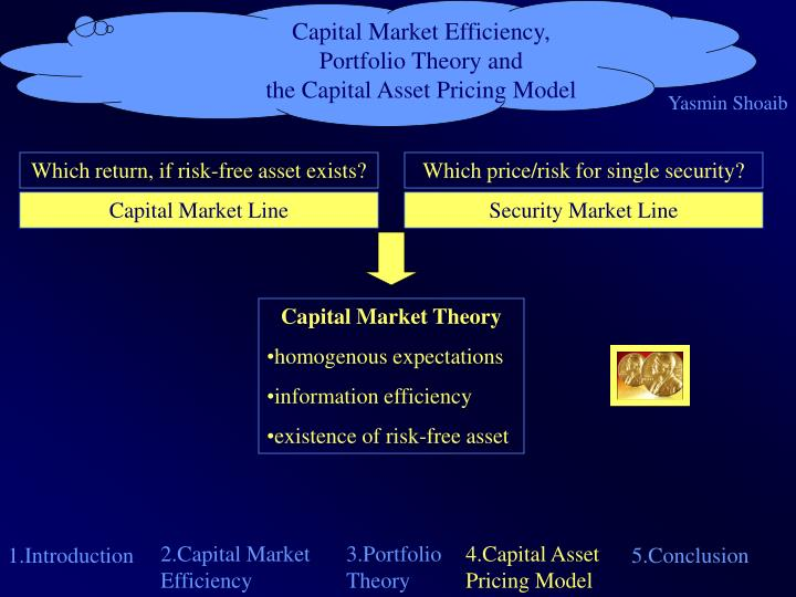 the relevance of the capital market theory today The application of marx today share decline would also be the result of a self-regulating market allowed to borrow up to 10 times its capital.