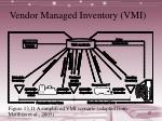 vendor managed inventory vmi1