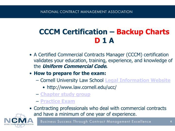 PPT - Your Path to Certification [CFCM, CCCM, CPCM]: D1A PowerPoint ...