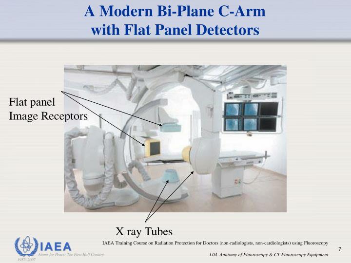 A Modern Bi-Plane C-Arm