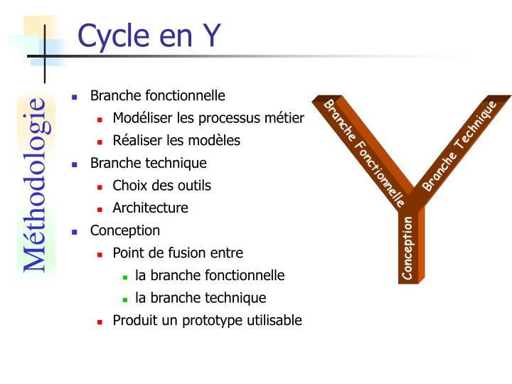 Cycle en Y