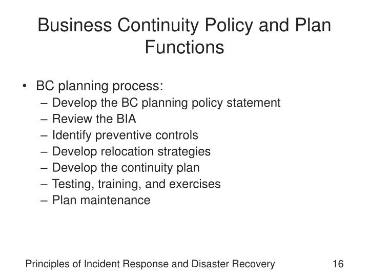 influence business continuity essay Factors dominating the continuity and decline of  because of its prominent influence on the economic  business continuity in a household system is the vital.