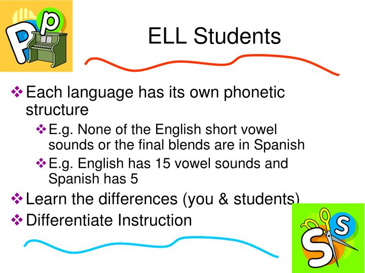 ELL Students