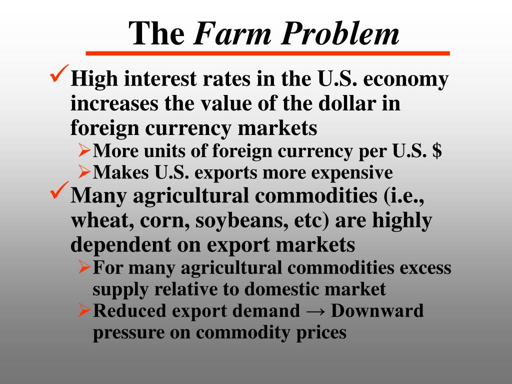PPT - Government Intervention in Agriculture PowerPoint