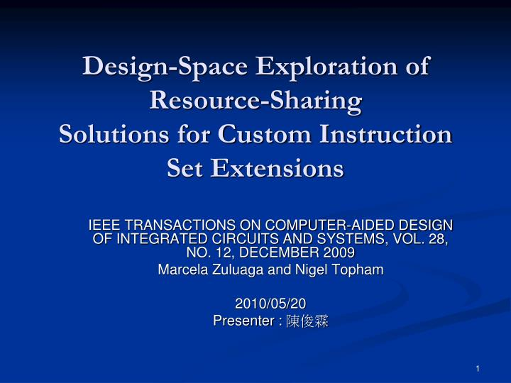 shared space dissertation