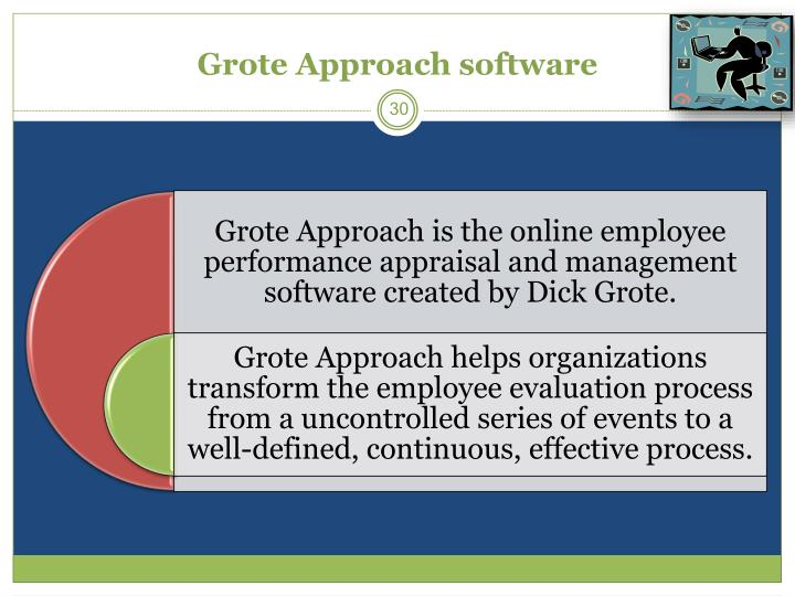 Grote Approach software